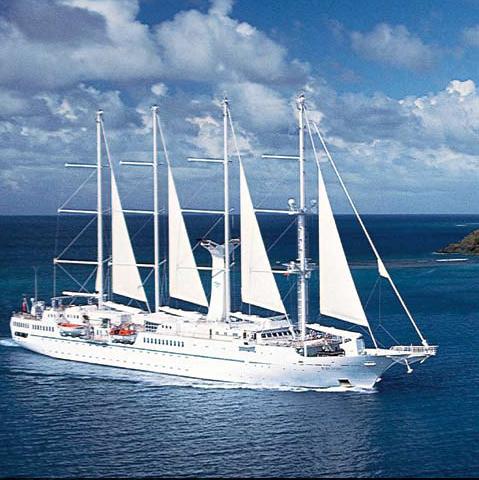 Cruises The Savvy Traveler - Wind spirit