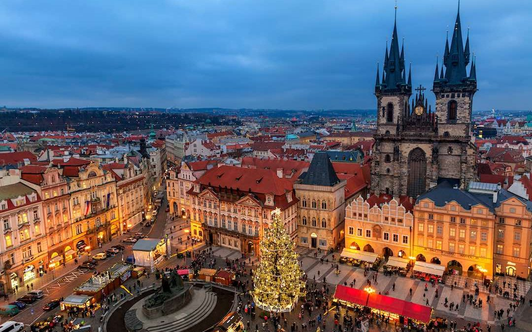Prague Holiday
