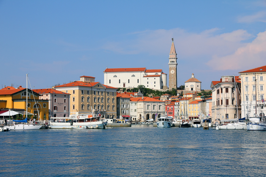 Piran Slovenia and ports of call
