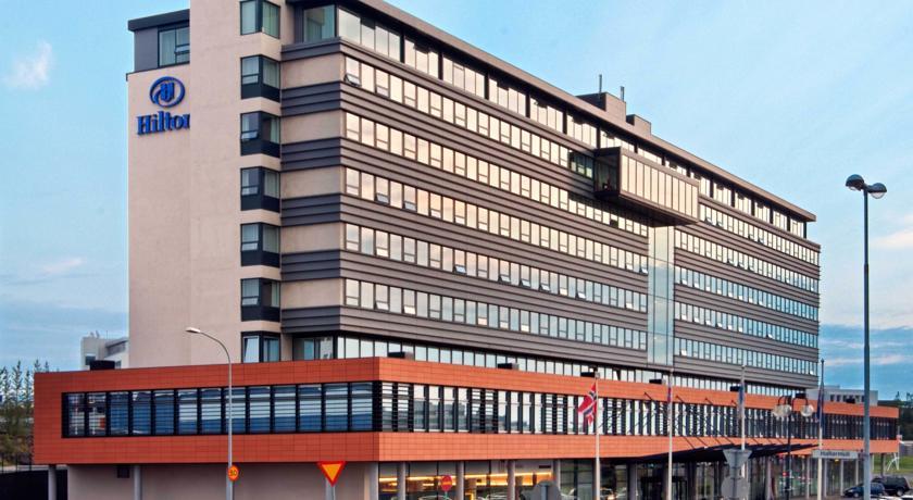 Hotel Review – Hilton Reykjavik Nordica
