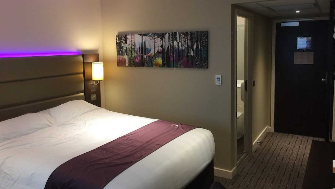 Hotel Review – Premier Inn Dublin Airport