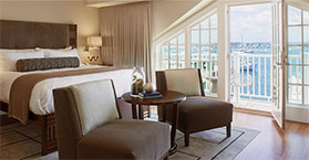 hotel room Mercure salzburg