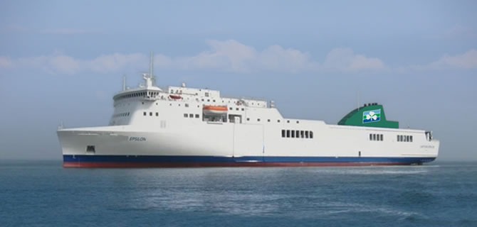 Increased Capacity is Welcomed on Holyhead/Dublin Ferry Route
