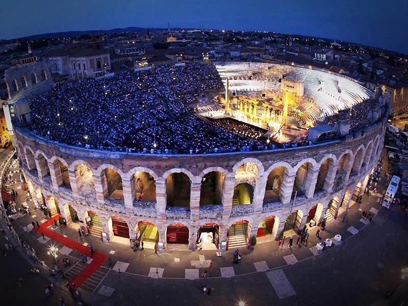 The Verona Opera