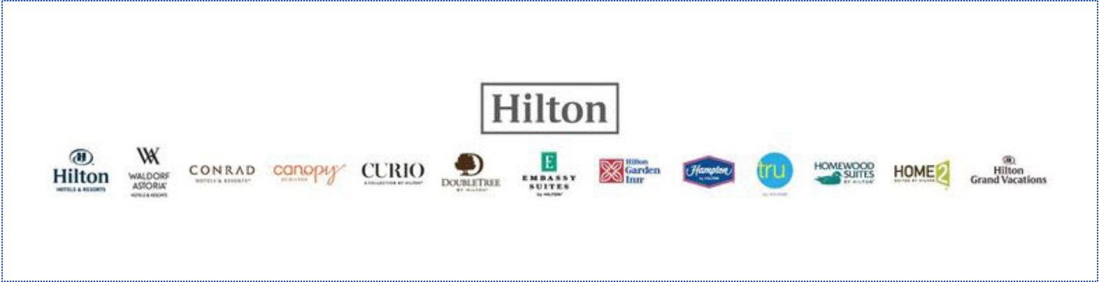 New deals from Hilton
