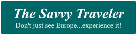 The Savvy Traveler Logo