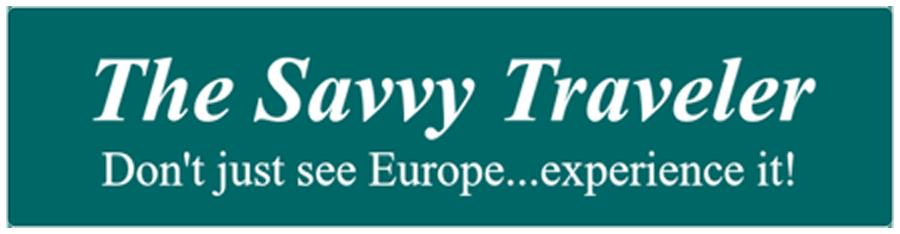 The Savvy Traveler Retina Logo