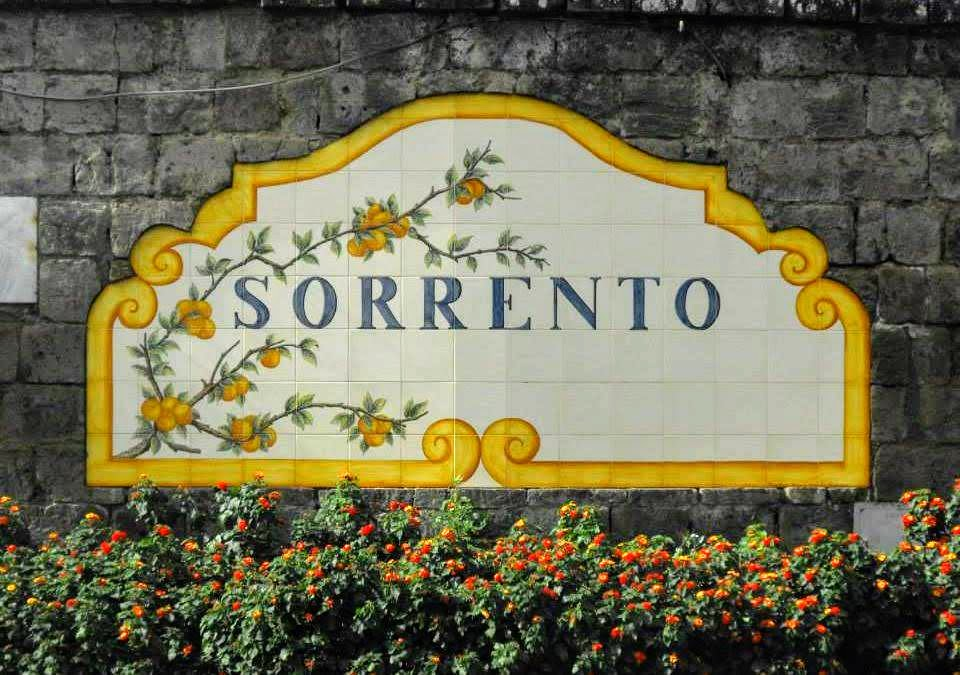 Sorrento Italy! We Can't Help But Fall In Love