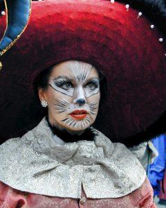 Costume at Venice Carnival